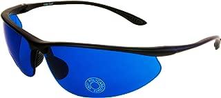 G&G Golf Ball Finder Glasses Blue Lens Sunglasses