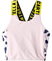 Stella McCartney Kids - Sport Crop Top (Big Kids)