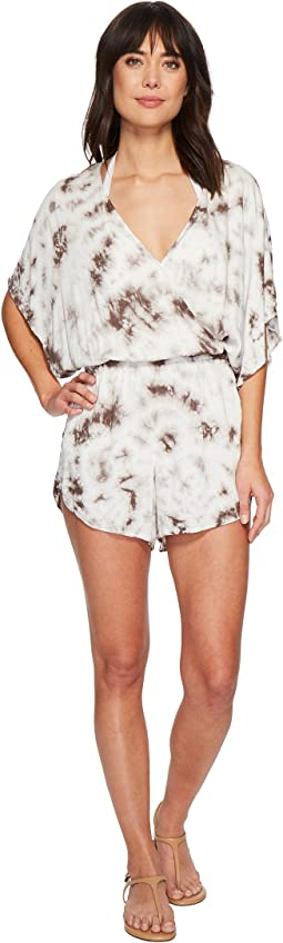 Crystal Forest Eliza Kimono Sleeve Romper