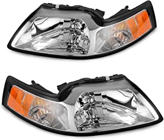 Best 02 mustang led headlights Reviews