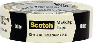 Scotch Utility Purpose Masking Tape 36 mm x 55 m, (2010)