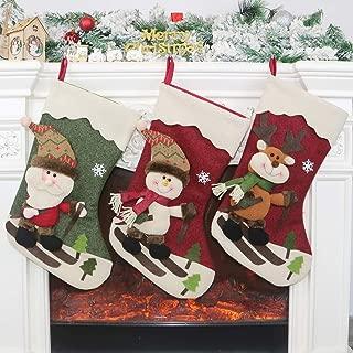 Yostyle Christmas Stockings, 18