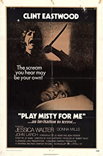 Play Misty for Me 1971 Authentic 27