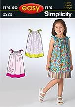 Best easy girls dress pattern Reviews