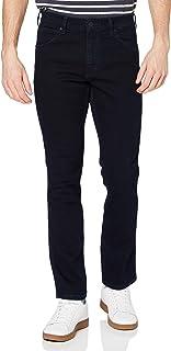 Wrangler Men's GREENSBORO BLACK BACK Jeans