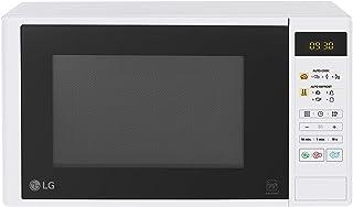LG MS2042DW Four micro-ondes i-Wave 20 litres, 1000 W, avité anti-batterie EasyClean, programmes automatiques, double bus...
