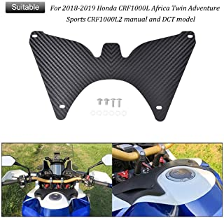 FATExpress for Honda CRF1000L Africa Twin Sports DCT Motorcycle Forkshield Updraft Airflow Air Dam Wind Deflector 2018 2019