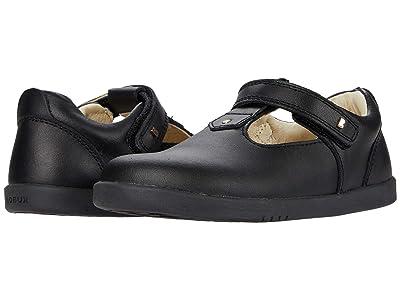 Bobux Kids Louise (Toddler/Little Kid) (Black 2) Girls Shoes