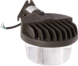 LEDPAX Technology LED Outdoor Barn Dusk-to-Dawn Photocell, 40W 4800 Lm Ultra-Bright Area Light 5000k Daylight ETL Listed, ...