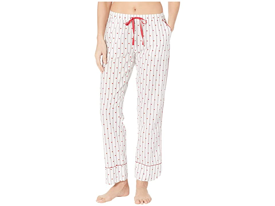 P.J. Salvage Amour Pants (Ivory) Women