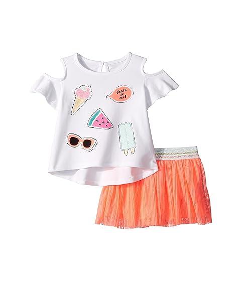 Kate Spade New York Kids So Cool Skirt Set (Infant)