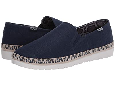 BOBS from SKECHERS Flexpadrille 3.0 (Navy) Women