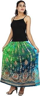 Best golden top for long skirt Reviews