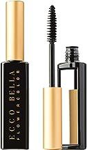 Ecco Bella - Máscara negra para ojos sensibles, volumena y alarga las pestañas