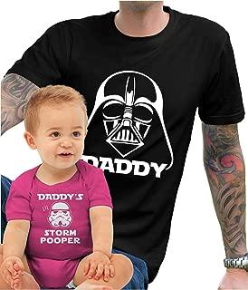 Dad and Baby Matching Clothes, Papa Bear Baby Bear T Shirt, King Prince Princess, to Choose