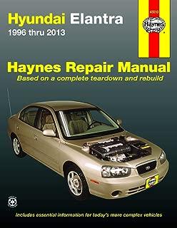 Hyundai Elantra (96-13) Haynes Repair Manual