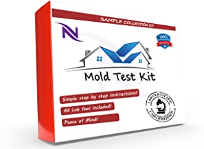 48 hour Lab Certified Mold Test, Lab Analysis of Two Mold Samples (2 tests) Included. Lab Analysis and Expert Consultation...