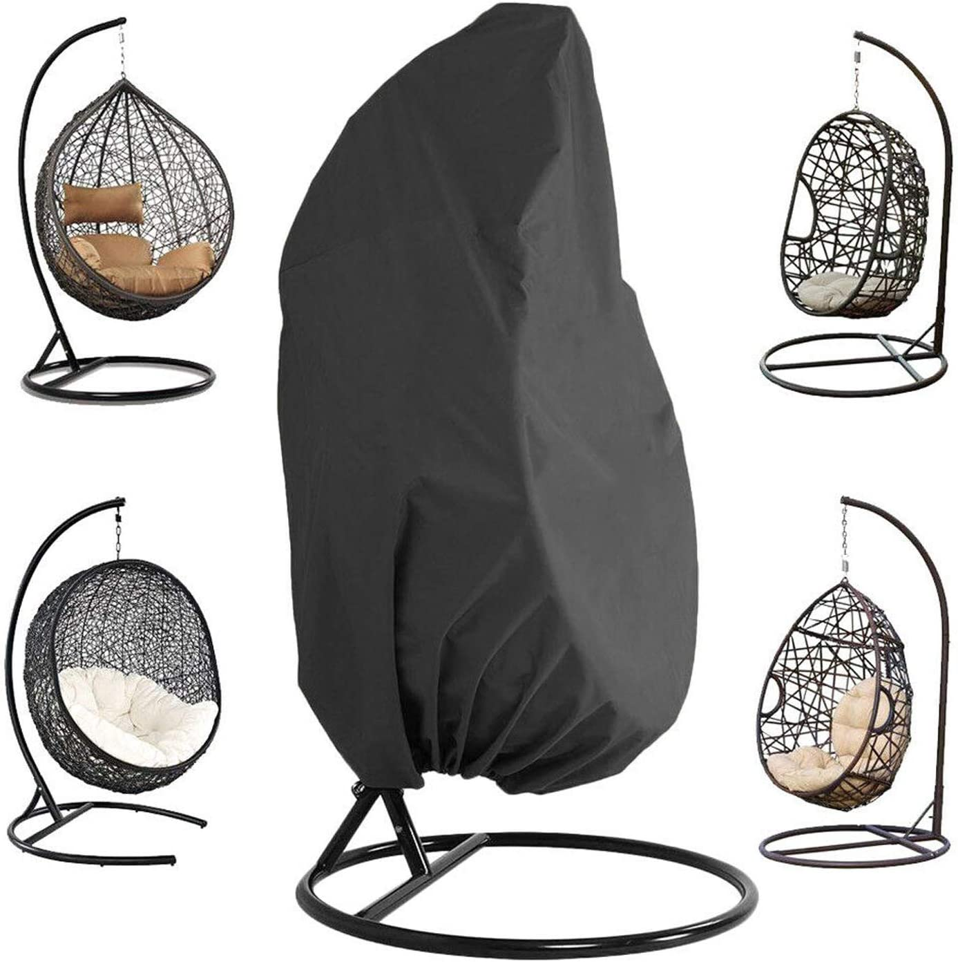 Quality inspection ConPus Patio Hanging Chair Cover unisex Outdoor - Eg Waterproof