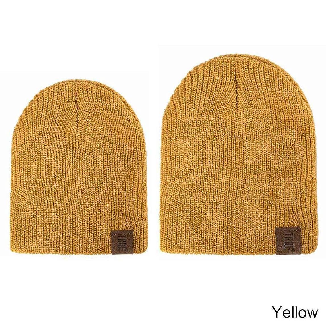 仲間、同僚バトル風DMROLES 冬ベビー帽子少年少女のため両親子供ビーニー暖かいキャップ女性 Skullies 子供帽子ニット綿固体男キャップ