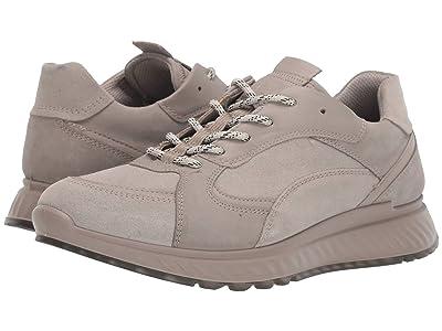 ECCO ST1 Trend Sneaker (Moon Rock/Moon Rock) Men