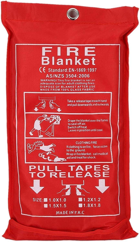 Jazar Kitchen Soft Ranking TOP11 Case Max 88% OFF Design Blanket Fire Retardant Emergency