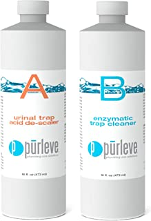 Purleve Urinal Trap Cleaning System (2X - 16 OZ)