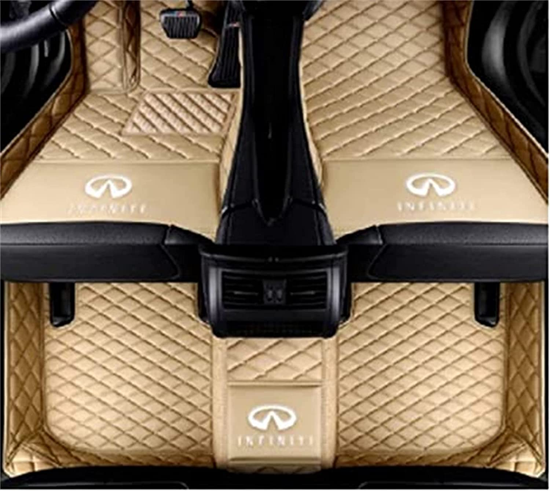 Custom Car Floor Mats Cheap sale for Infiniti QX30 Q60 Q50 sale F QX50 QX70 QX60
