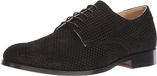 حذاء رجالي من BUGATCHI مطبوع عليه Suasa Derby Oxford
