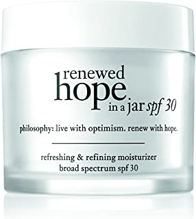 Philosophy Renewed Hope in a Jar Spf 30, 2 Ounce