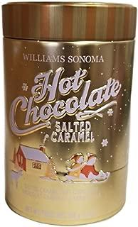Williams Sonoma Premium Guittard Salted Caramel Hot Chocolate - 12 oz. Tin