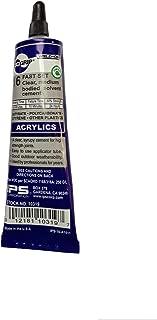 SCIGRIP 16 10319 Acrylic Cement, Low-VOC, Medium bodied, 1.5 Fl. Oz Tube, Clear