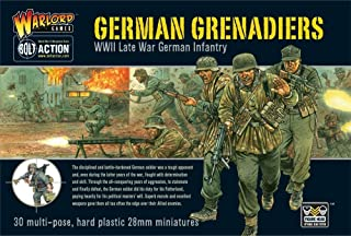 painting german grenadiers