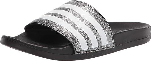 adidas Unisex-Child Adilette Comfort Slide Sandal