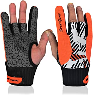 Best mens bowling gloves Reviews