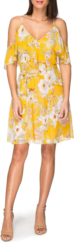 Bobeau Stello Ruffle Tank Dress