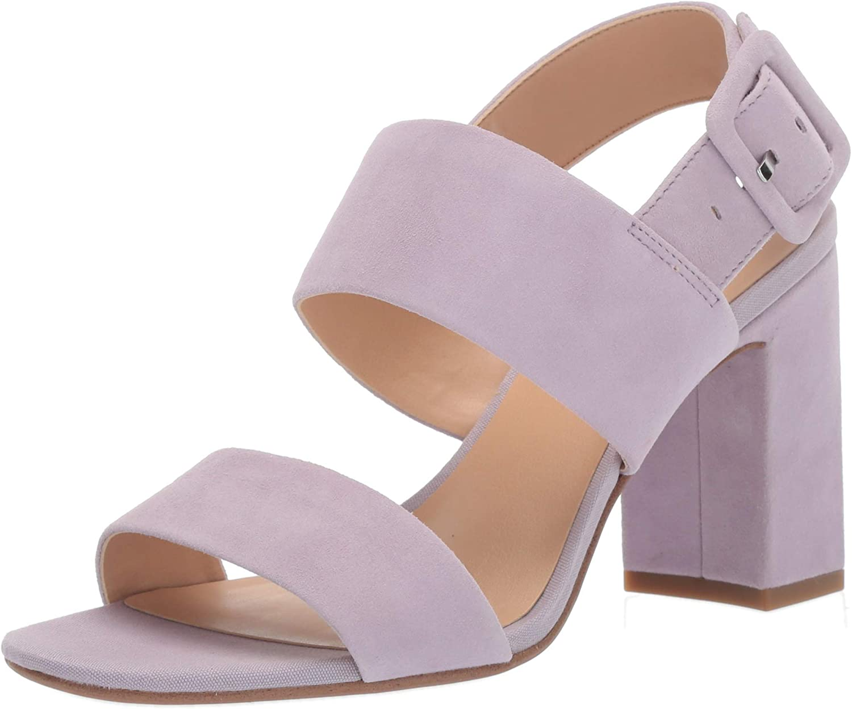 Franco Sarto Womens Fidelma Heeled Sandal