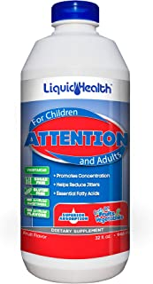 Attention Dietary Supplement(Fruits+Green)32.fl.oz.
