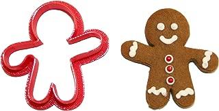 Gingerbread Man Mug Hanger Cookie Cutter