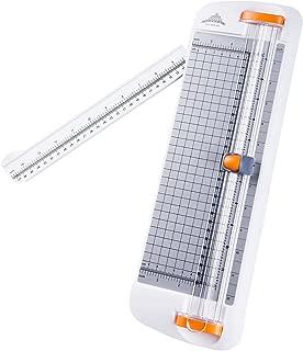 Jielisi cortadora de papel titanio 12 inch A4 cortador con