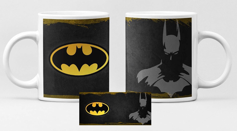 Taza de cerámica. de Superhéroe