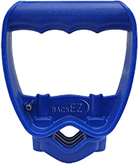 BackEZ Back-Saving Tool Handle Attachment, Labor-Saving Ergonomic Shovel or Rake Handle,..