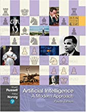 Artificial Intelligence: A Modern Approach (Pearson Series in Artifical Intelligence)