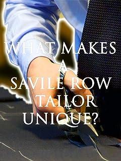 London`s Savile Row walking Tour - What Makes A Savile Row Tailor Unique?