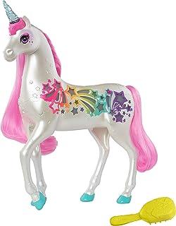 Barbie Dreamtopia Unicornio Mágico para las muñecas, juguete +3 años, regalo para niñas y niños 3-9 años (Mattel GFH60) , ...