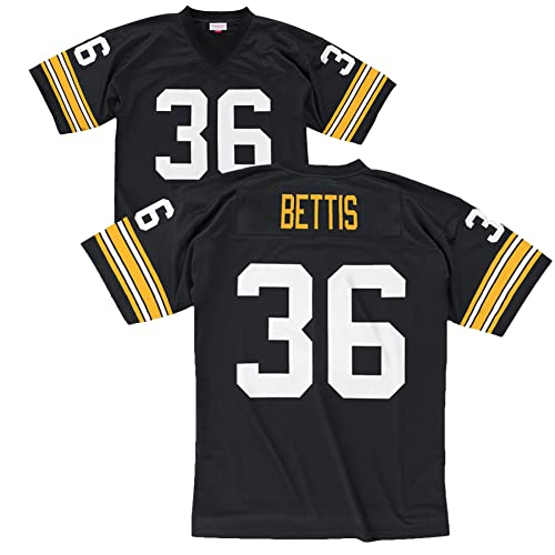 reputable site e7d30 95cc7 Pittsburgh Steelers Throwback Jersey: Amazon.com