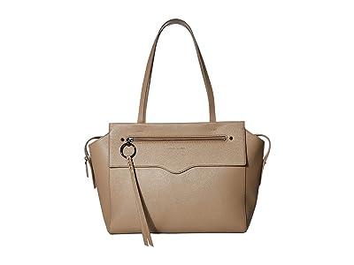 Rebecca Minkoff Gabby Tote (Sandrift) Handbags