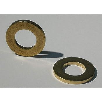 25 RONDELLE DIN 125 ottone-m8-M 8,4 mm