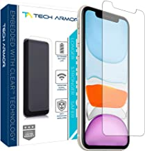 Tech Armor Enhance Radiation Blocking Screen Protector for New 2019 Apple iPhone 11 / iPhone Xr - Blocks Harmful Radiation...