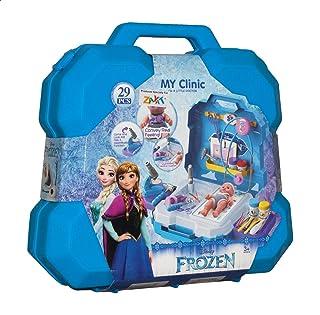 555-bx038 Frozen Clinic Set for Girls