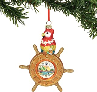 Department 56 Margaritaville Parrot at The Helm, 6